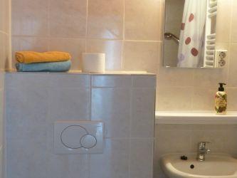 Das Duschbad Im Erdgeschoss