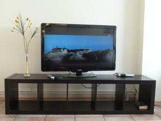 Das Haus Des Handwerkers Mit Eigenen PKW Stellplätzen. Gemeinschaftliches  Wohnzimmer Im Obergeschoss Mit SAT TV